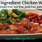 The Easiest Chicken Wings Ever…And They Are Junk Free!
