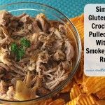 Simple Crock Pot Pulled Pork