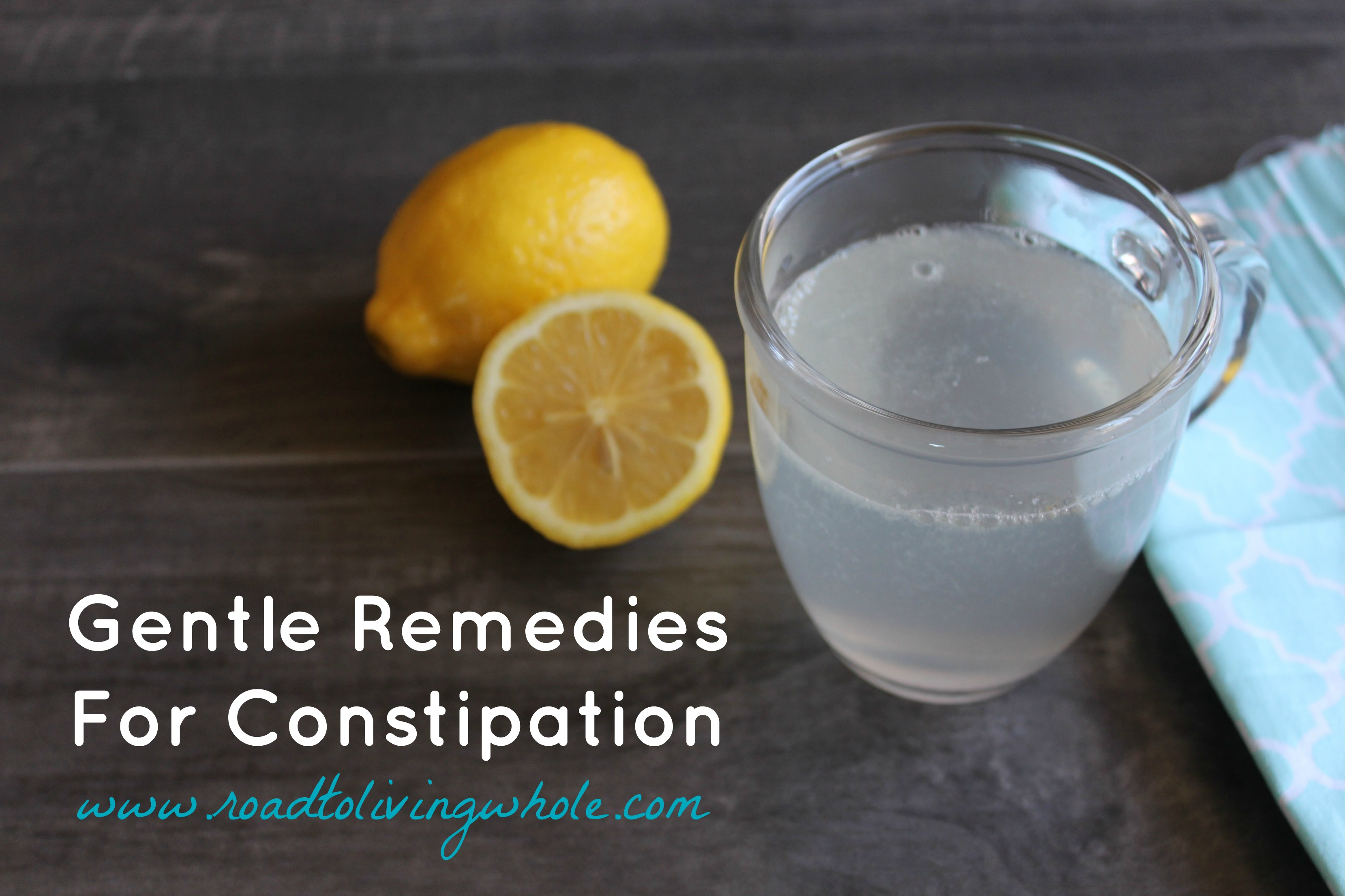 Constipation Remedies Natural Food