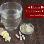 6 Home Remedies For Heartburn