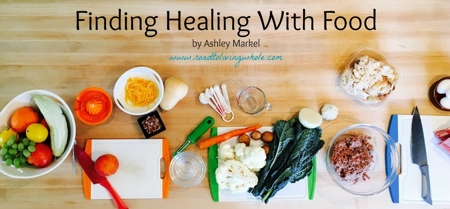 finding healing with food