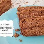 Coconut Flour Snickerdoodle Bread