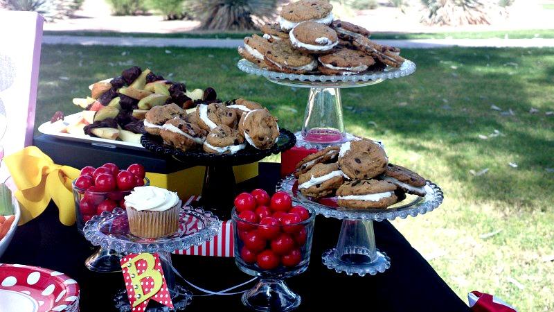 gluten free birthday party dessert ideas