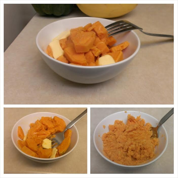 smashed sweet potatoes gluten free
