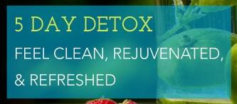 5 day detox