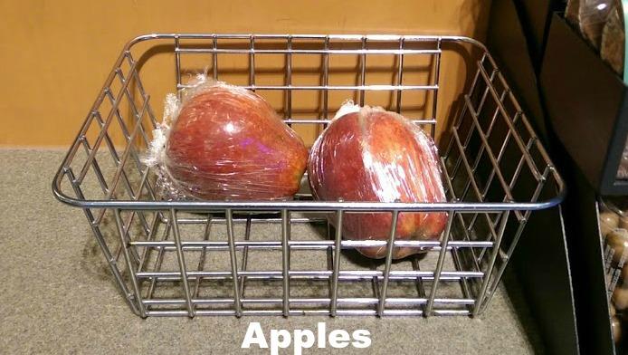 gluten free starbucks options apples