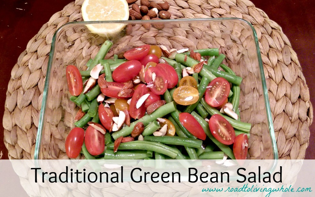 traditional green bean salad 2