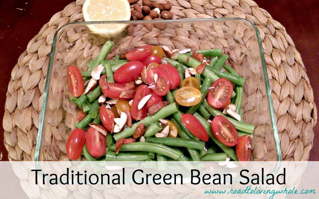 traditional green bean salad 2