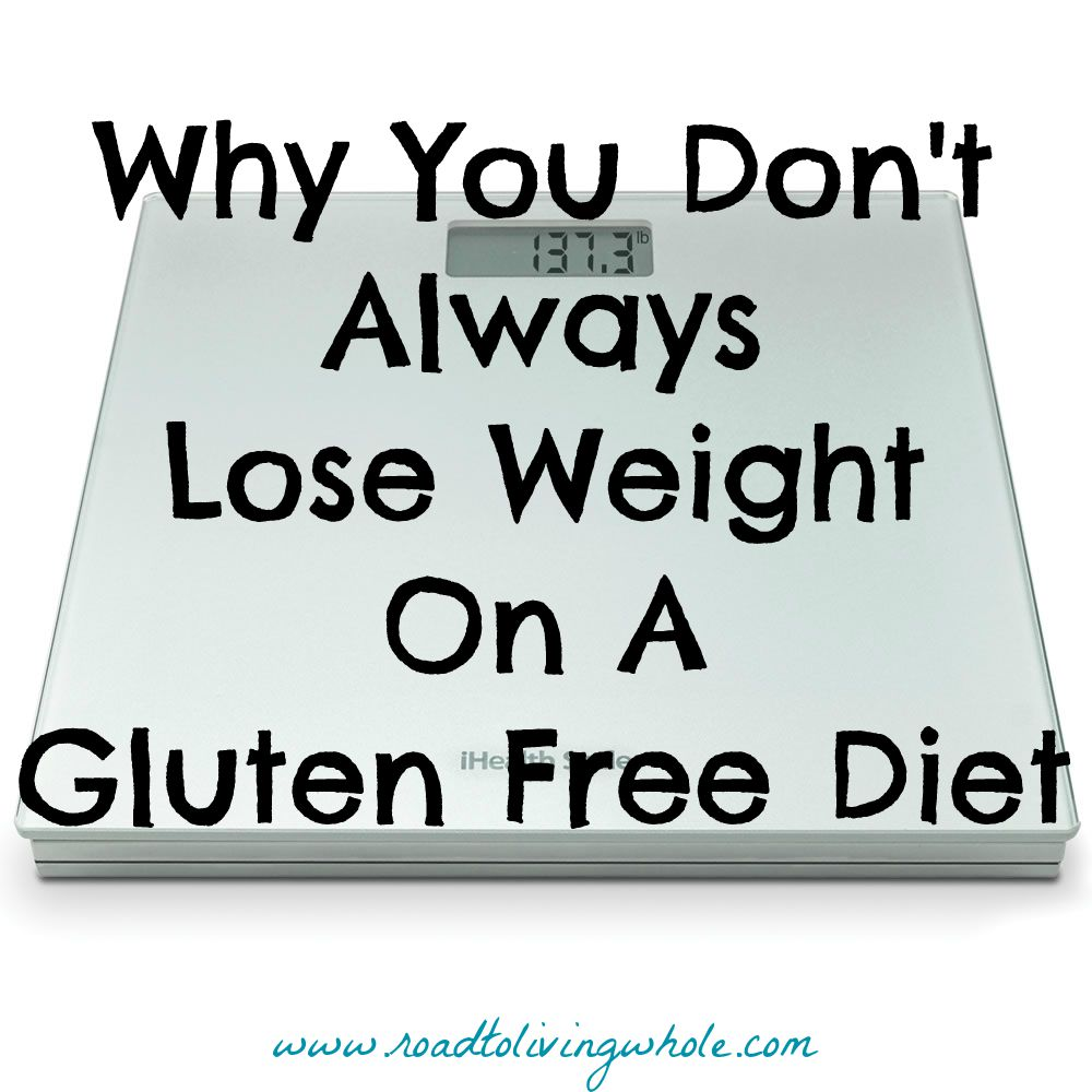 gluten free and weight loss