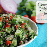 grain free tabbouleh salad