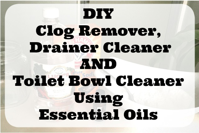 diy cleaning using essential oils