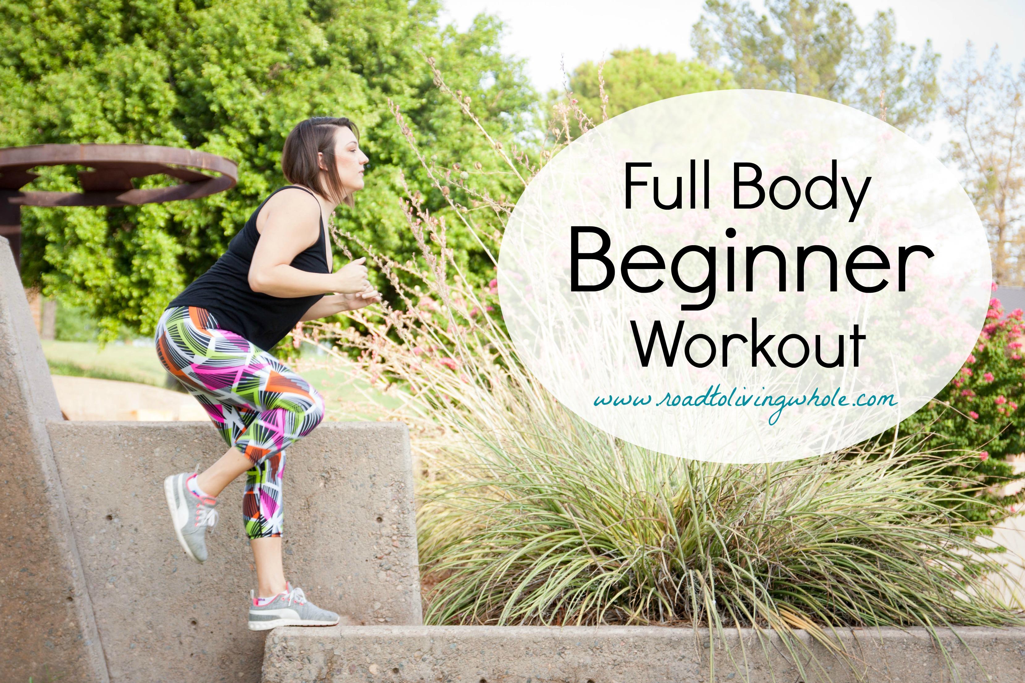 full body beginner workout