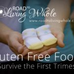 gluten free foods to survive the first trimester