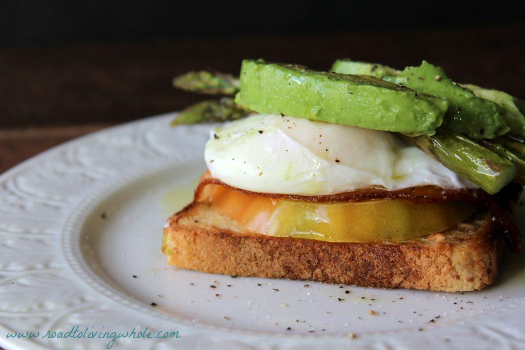 gluten free dairy free eggs benedict