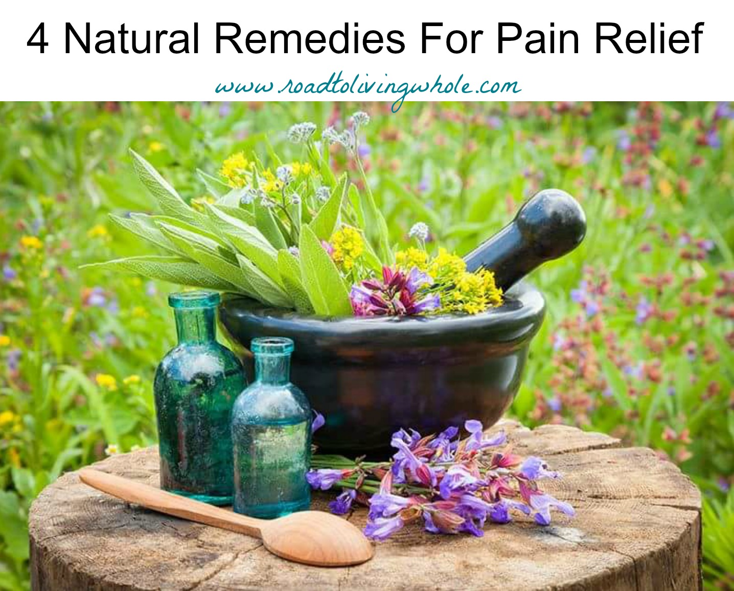 natural remedies pain relief