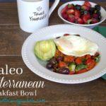 Mediterranean Breakfast Bowl