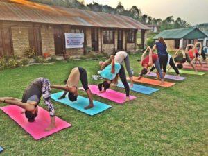 Yoga promotes health