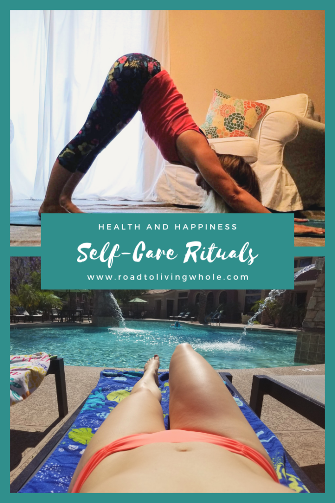 Self Care Rituals For Health And Happiness