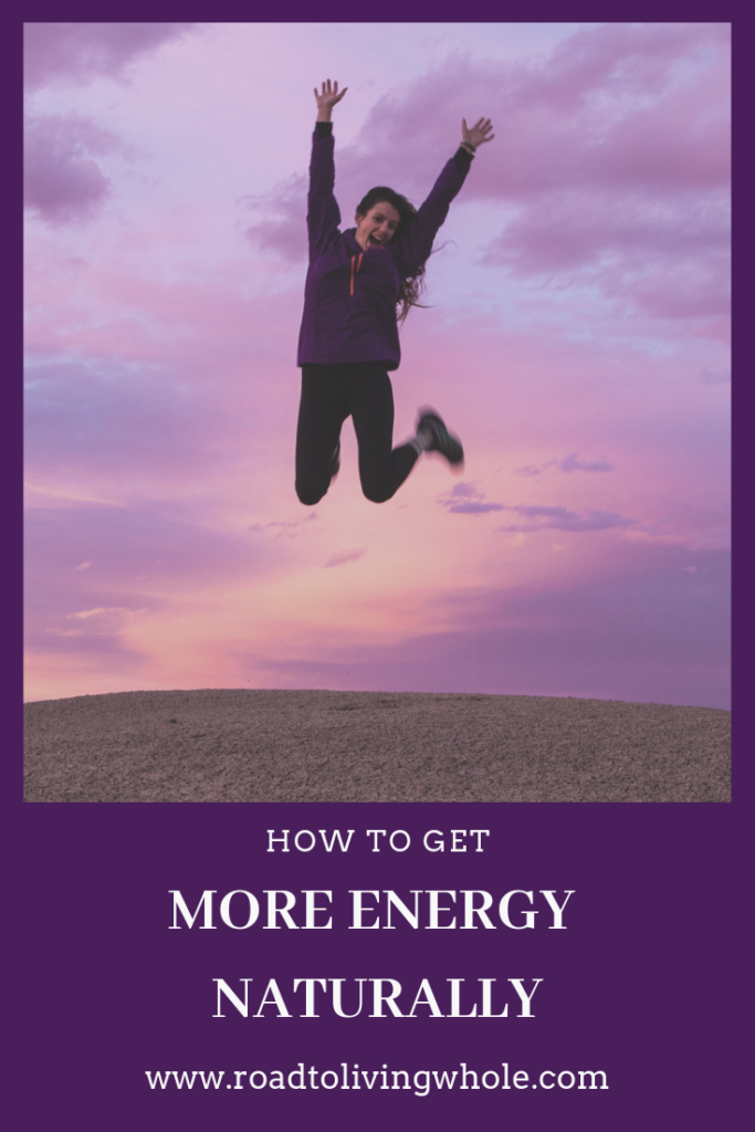 Want More Energy? Here's How to Get it