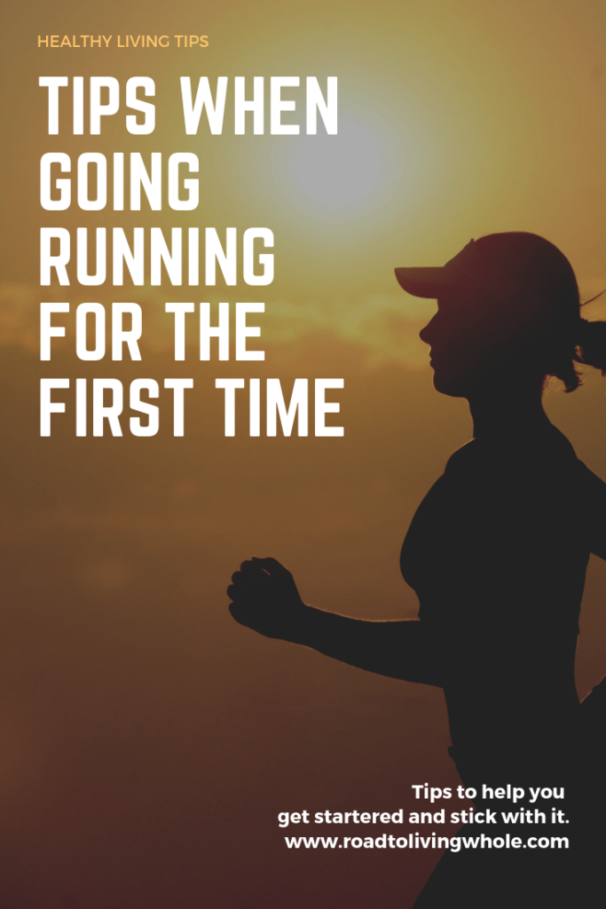 Tips when Going Running for the First Time