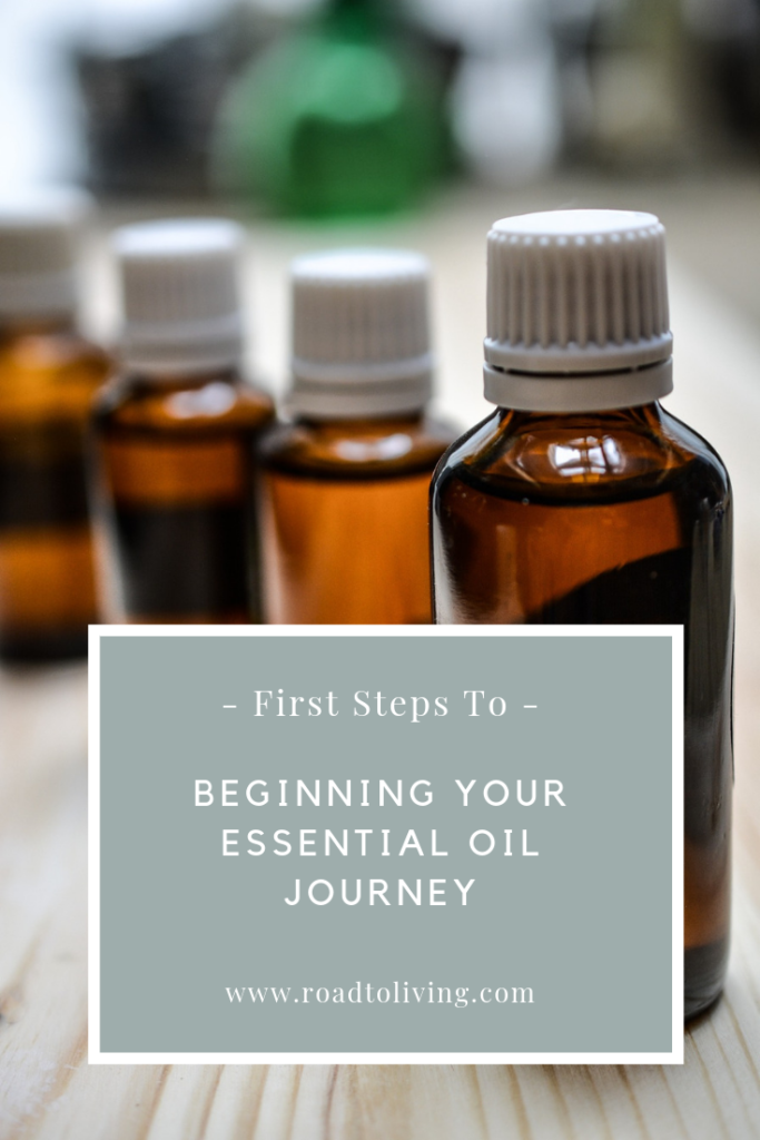First steps to beginning your essential oil journey