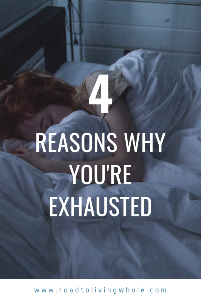 Feeling Exhausted? Here's What Could Be Going Wrong