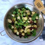 Paleo Mediterranean Cauliflower Gnocchi