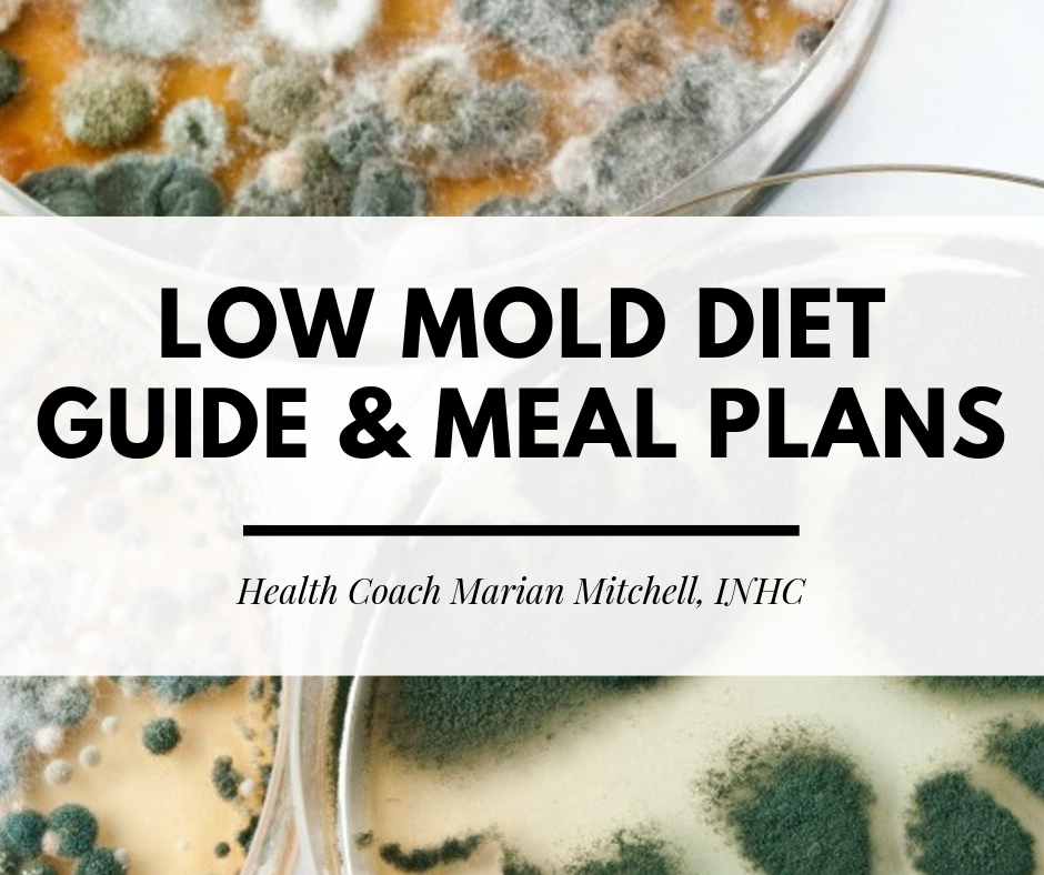 Low Mold Diet Guide and Meal Plan