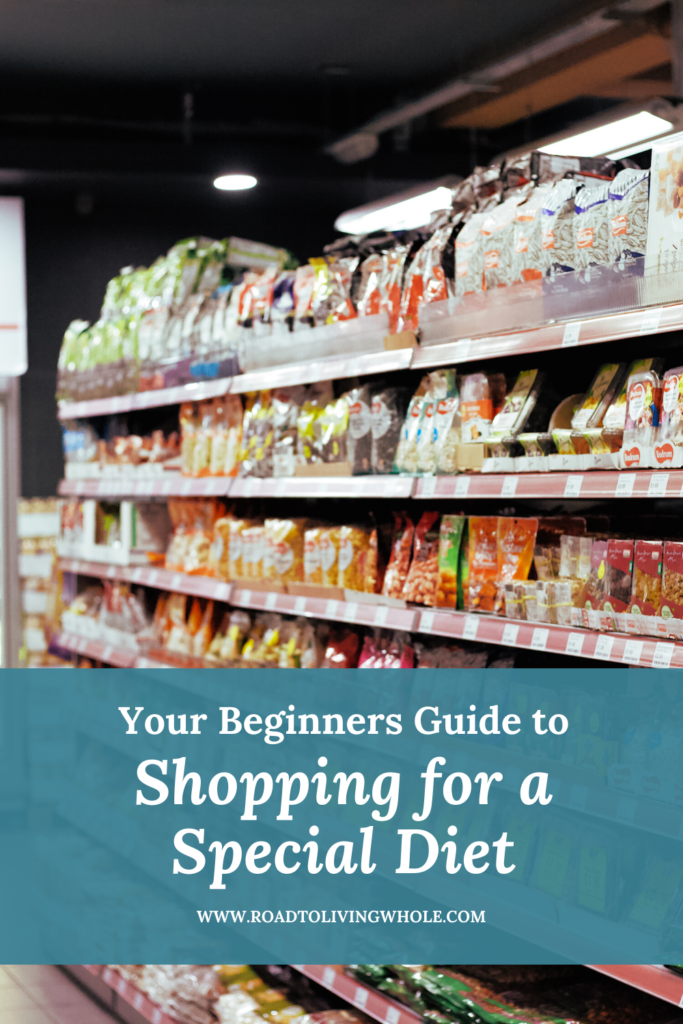 Your beginners guide to shopping for a special diet