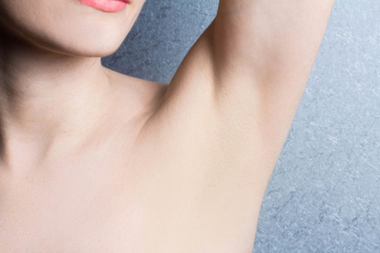 how and why to do an armpit detox