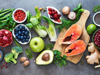 Food allergy guide and meal plans