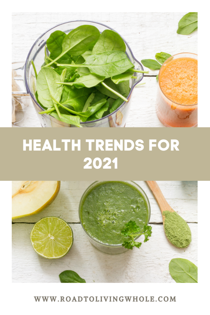 Health Trends For 2021