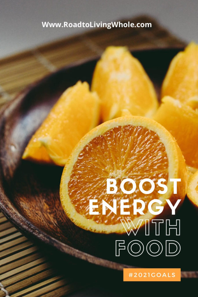 Boost your energy with the right foods
