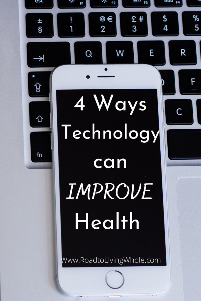 4 ways technology can improve health