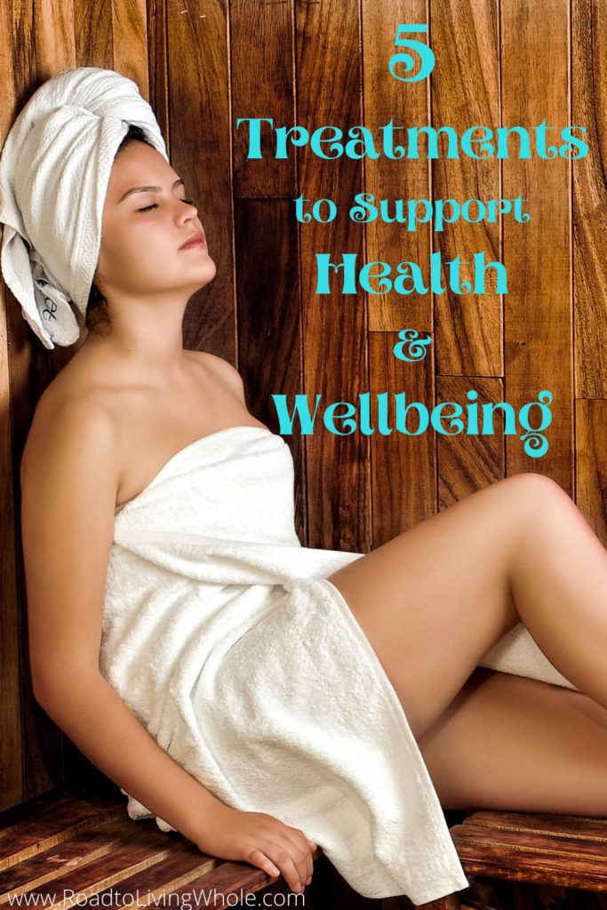 5 treatments to support health and wellness