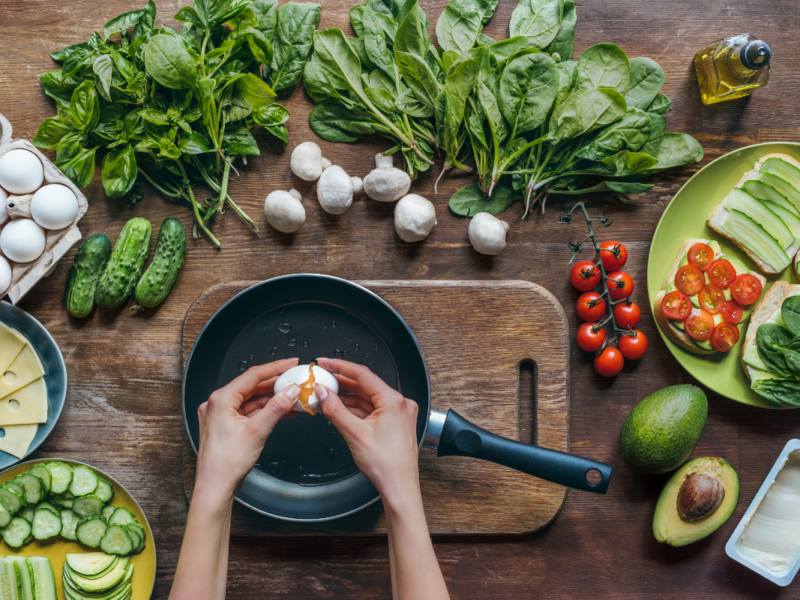 4 Reasons Why You Need A Healthy Diet Plan